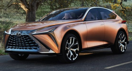 Lexus Execs Want A Production Version Of The LF-1 Limitless Concept Really Bad