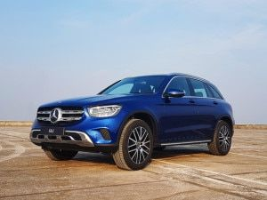 MY2021 Mercedes-Benz GLC Launched At Rs 5740 Lakh Gets More Features Now