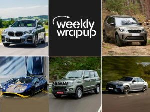 Top Car News This Week Mahindra Bolero NEO Facelifted Land Rover Discovery Mercedes-AMG E53 And E63 S Launched Maruti Prices Hiked And Maharashtras EV Policy