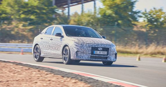 Here's What The Updated, 278bhp Hyundai i30 N Is Like With A DCT