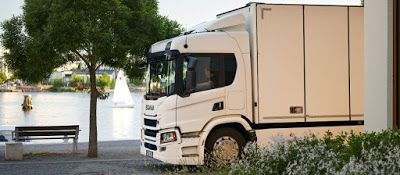 Scania plans to introduce long-distance battery electric trucks