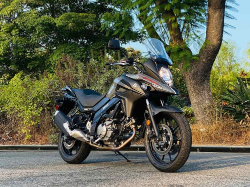 2020 Suzuki V-Strom 650 Review-An Exercise In Adventure Purity