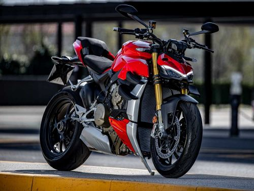 2020 Ducati Streetfighter V4 S MC Commute Review Photo Gallery