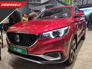 ZigFF: MG?'s Electric SUV ZS EV Launched and Torchbearer for the electric revolution?