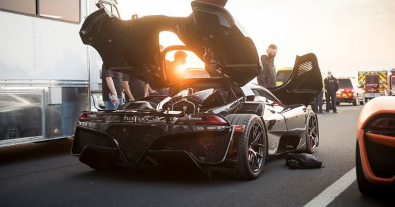Dewetron Says It 'Neither Approved Nor Validated' The SSC Tuatara's Run