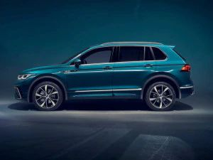 Volkswagen Indias Fourth Surprise SUV To Be Revealed In March Will Possibly Be The Tiguan