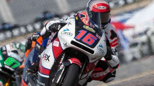 Interview With Joe Roberts-The Sole American Rider In MotoGP In 2019