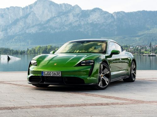 Porsche Taycan Pricing for South Africa