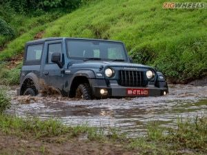 Mahindra Thar 2020 SUV Bookings Cross 20000 Waiting Periods Cross 6 Months