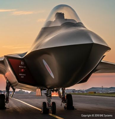 Rolls-Royce develop embedded starter-generator for next-generation fighter jet