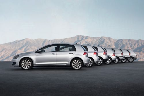 The Volkswagen Golf: Dead