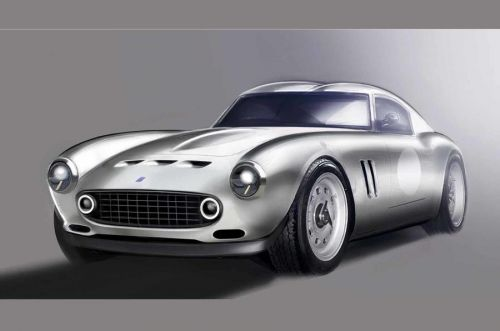 Ferrari Specialist GTO Engineering To Build 250 GTO-Inspired Moderna