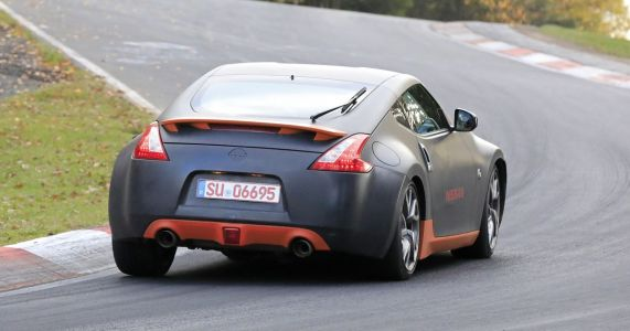 Next-Gen Nissan 370Z Will Have Manual Gearbox And Retro Z Design