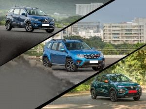 Save Up To Rs 65000 On The Renault Duster Triber And Kwid This January 2021