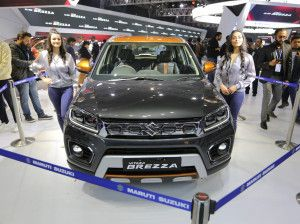 Maruti Suzuki Vitara Brezza BS6 Petrol Launch On February 15 Engine Features Variants Specification Explained