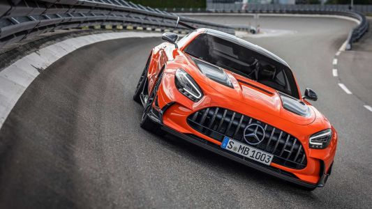 Mercedes-AMG GT Black Series Price Expected To Be Double The GT R Pro