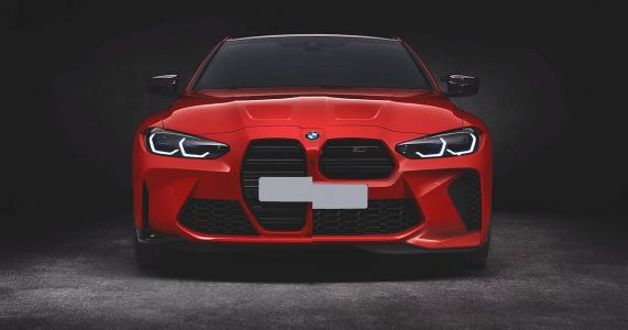 The Aftermarket Has Already Designed A New Face For The BMW M4