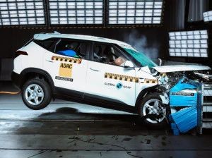 Kia Seltos Scores 3 Stars In Global NCAP Crash Test Whats Our Opinion