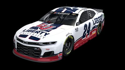 William Byron is 30/1 to win 2020 Southern 500 at Darlington