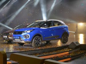 Tata Nexon Facelift Launched In India In Detailed Images