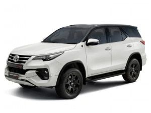 Toyota Fortuner TRD Edition Teased Launch Expected In Coming Weeks