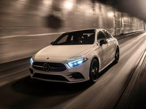 Mercedes-Benz To Reveal A-Class Sedan In India At Auto Expo 2020