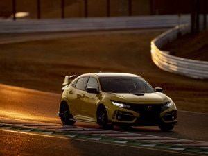 Honda Civic Type-R Limited Edition Breaks Front-Wheel Drive Record At The Suzuka Circuit In Japan