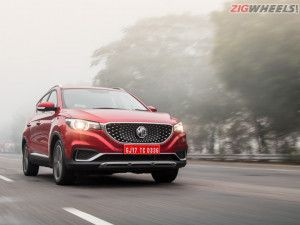 MG ZS EV Electric SUV To Be Launched In India On January 27