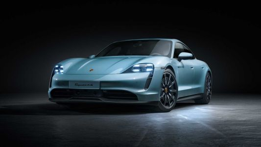 2020 Porsche Taycan 4S Revealed With Up To 563 HP