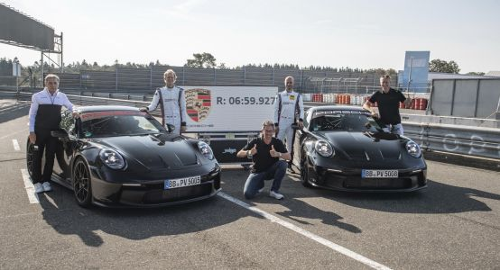 New Porsche 911 GT3 Is Actually Faster Around The Ring Than Initially Stated