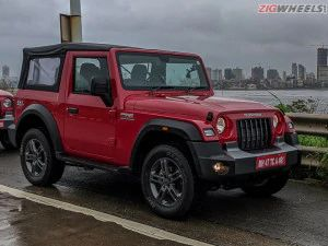New-gen Mahindra Thar Bookings To Open On October 2