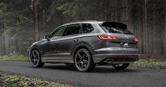 The ABT VW Touareg TDI Is Tuned to Nearly 500bhp And 1000Nm