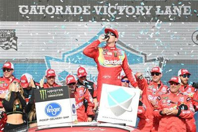 Valley of the Sun could shine on Kyle Busch's Playoff hopes