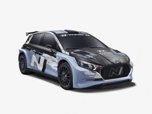 Hyundai i20 N Rally2 Car Revealed As Successor To The i20 R5