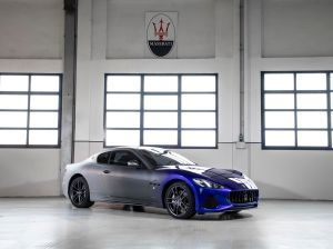 Maserati Announces End Of GranTurismo GranCabrio NA V8 Sports Cars With Zeda Edition