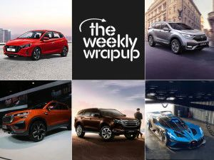 Top Car News India Hyundai i20 2020 Honda CR-V Special Edition Skodas Creta Rival Second-gen Isuzu mu-X SUV And Bugatti Bolide Hypercar