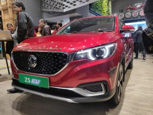 MG ZS EV Electric SUV Launched In India At Rs 2088 Lakh
