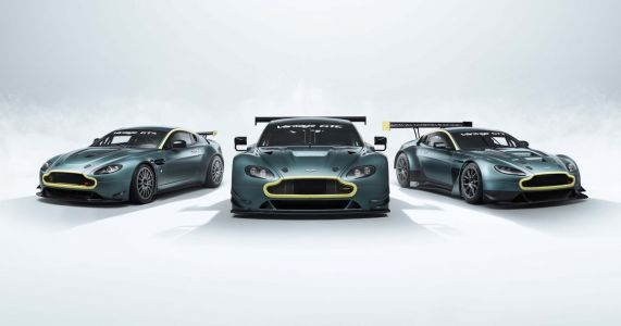 Aston Martin Is Selling A Collection Of Three New/Old Racers, Because Rich People