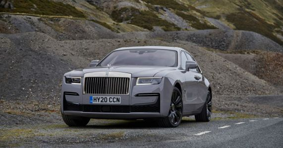 6 Things I Learned From Wafting Around In The New Rolls-Royce Ghost