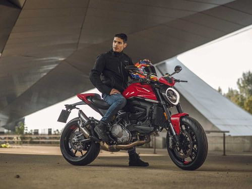 2021 Ducati Monster First Look Preview Photo Gallery