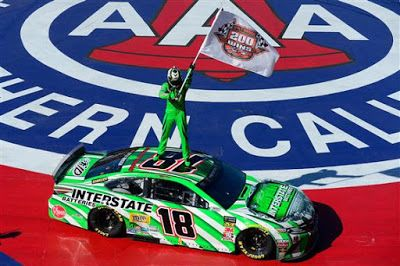 Fontana Betting Preview: 2020 Auto Club 400