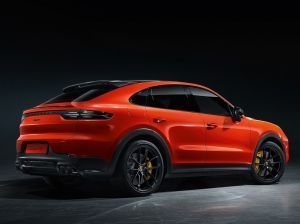 Porsche Cayenne Coupe SUV To Be Launched In India On December 13