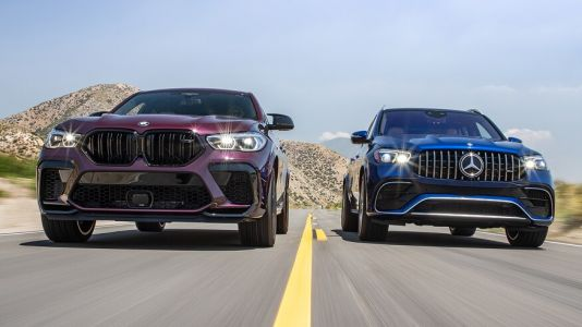 BMW M Extends Sales Lead Over Mercedes-AMG With Strong 2020