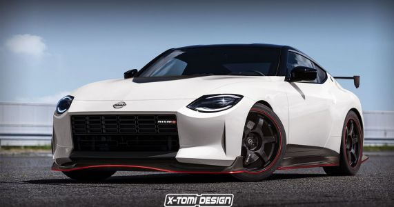 Here's The Nissan Z-Proto Rendered As A Nismo, Shooting Brake And Roadster