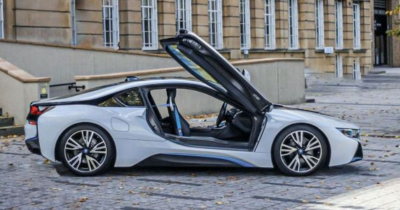 The Landmark BMW i8 Is Now Yours For Just £35k