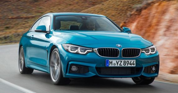 Speeding BMW Driver Must Sell His 440i, Says German Judge