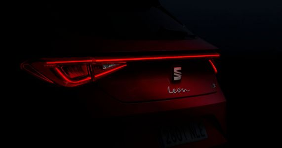 Here's A Handsome Chunk Of The New Seat Leon