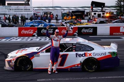 Harvick and Hamlin the favorites to win 2020 Brickyard 400