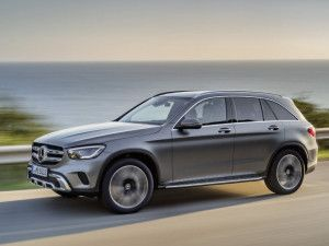 Mercedes-Benz To Launch The 2019 GLC SUV In India Tomorrow