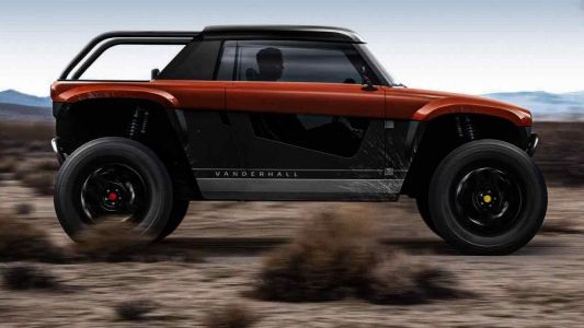 Vanderhall Teases 2022 Navarro Electric Off-Road Vehicle